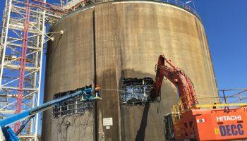 Photo for LPG tanks Port Botany (1)